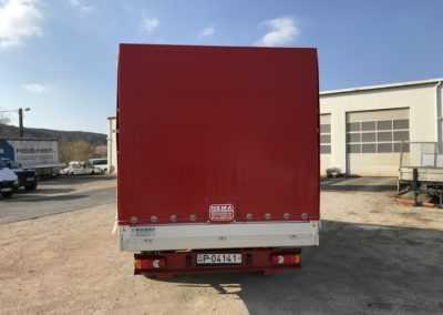 Koffer-LKW, Planen LKW, Koffer Nutzfahrzeug, Nutzfahrzeuge Schweiz, Plane, Koffer, Nutzfahrzeuge Seiler